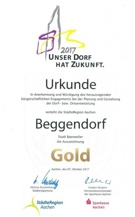Golddorf 2017